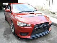 三菱 ランサーエボリューション GSRエボリューション10