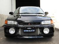 三菱 ランサーエボリューション GSRエボリューション4