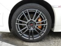 スバル インプレッサSTI 2.0 WRX スペックC 18インチタイヤ仕様 4WD