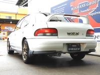 スバル インプレッサ WRX STI バージョンⅢ