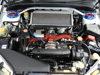 スバル インプレッサ WRX STI スペックC