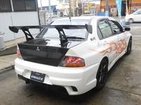 三菱 ランサーエボリューション GSR エボリューション8