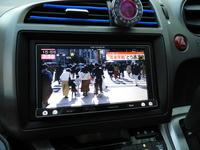 ホンダ ストリーム ZS・HDDナビパッケージ