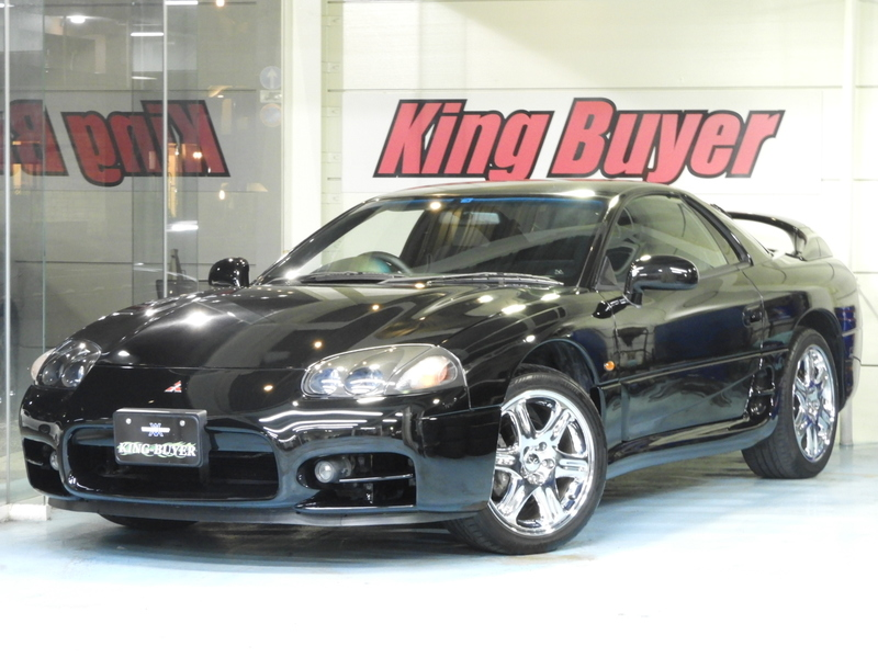三菱 GTO SR