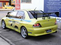 三菱 ランサーエボリューション GSRエボリューション7