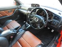 スバル レガシィB4 ブリッツェン2003年モデル