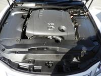レクサス IS 250 エレガントホワイトインテリア 4WD