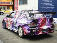 三菱 ランサーエボリューション エボリューションⅦ GT-A