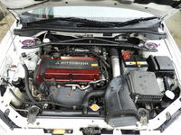三菱 ランサーエボリューション GSR エボリューションⅦ
