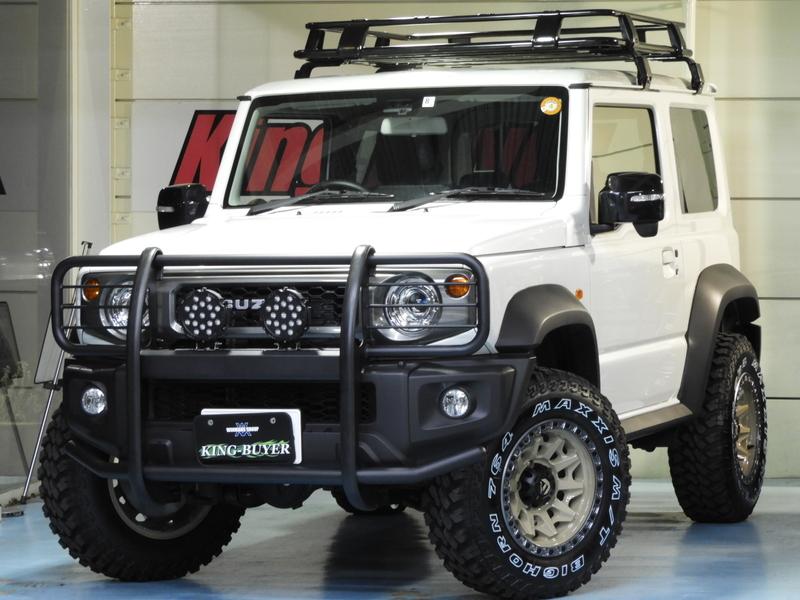 スズキ ジムニーシエラ JC 4WD